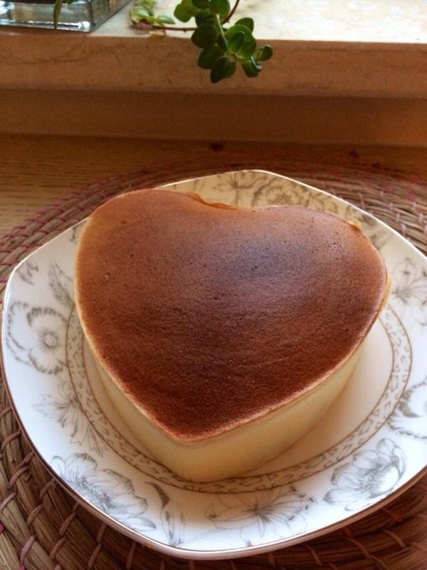 轻乳酪蛋糕(六寸)的做法