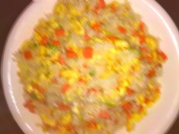 美味蛋炒饭的做法