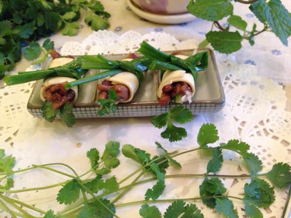 拉歌蒂尼菜谱:京酱肉丝的做法