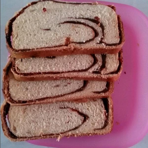 面包机做面包的方法(自制紫薯土司)的做法