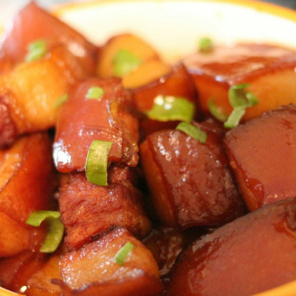 懒人版秘制红烧肉的做法