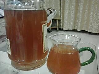 自酿甜葡萄酒的做法