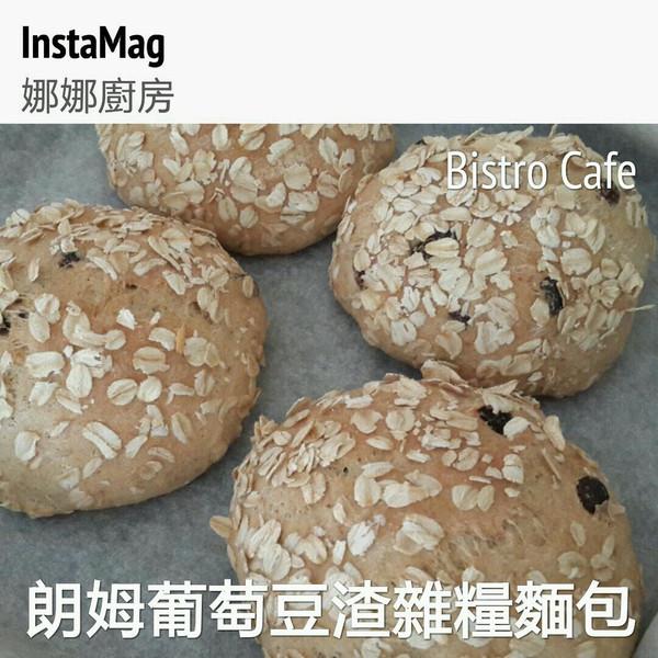 豆渣面包的做法