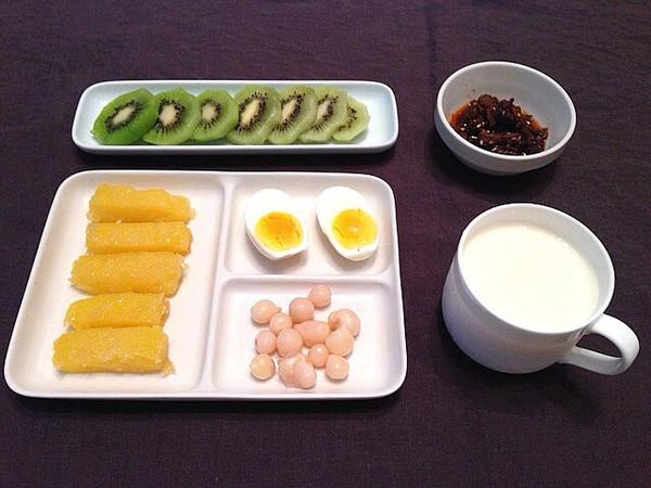 周五的早餐的做法