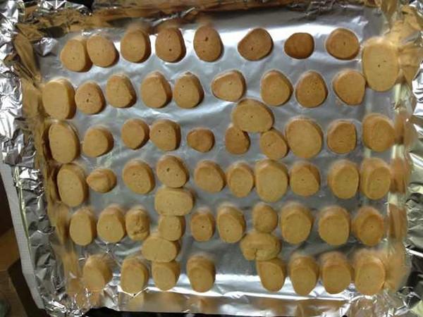 花生奶油饼干的做法