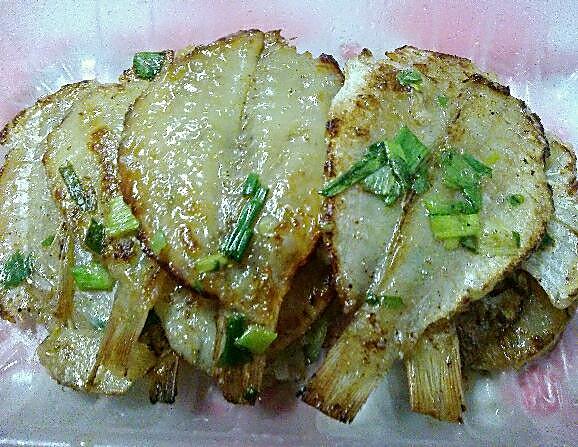 香烤多味鱼干的做法