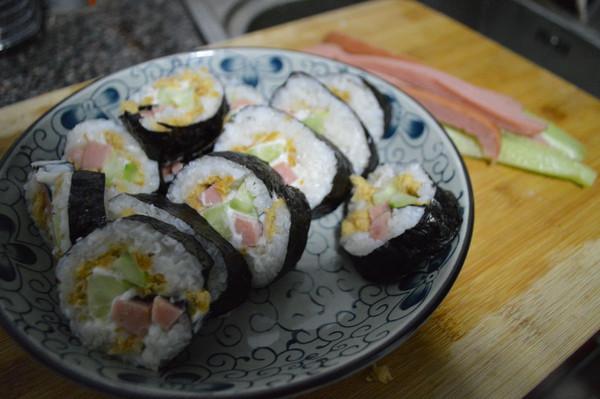 原味寿司的做法