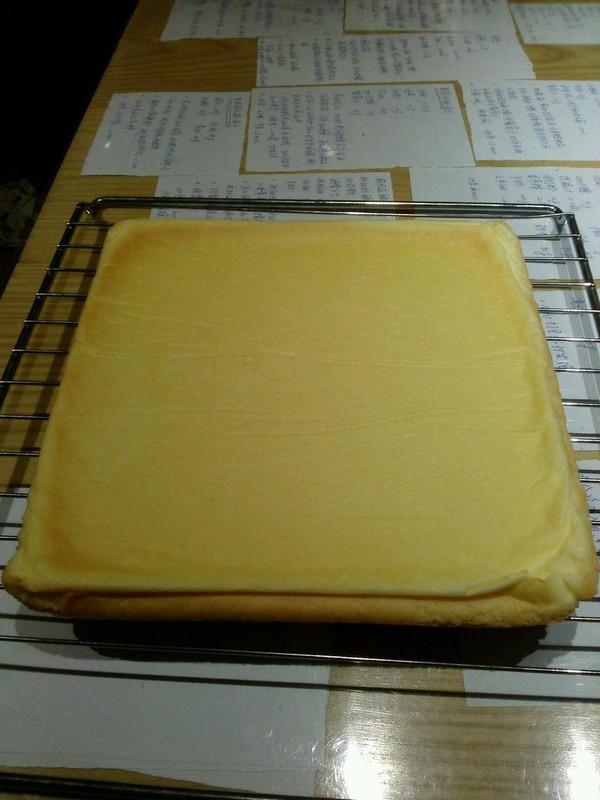 舒芙蕾乳酪蛋糕 的做法