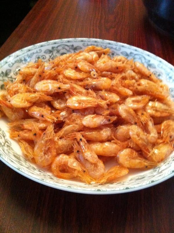 油炸小虾的做法