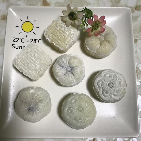 冰皮月饼简单做法的做法