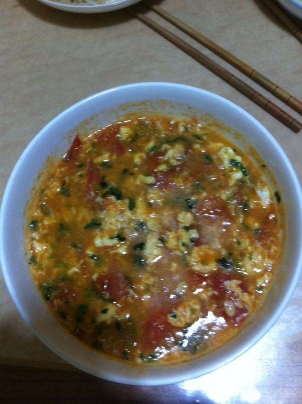 西红柿鸡蛋卤的做法