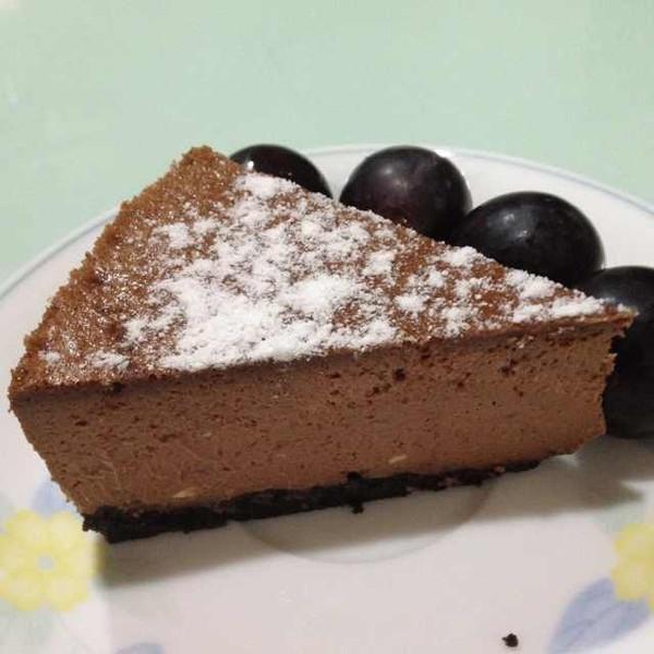 摩卡方芝士蛋糕的做法
