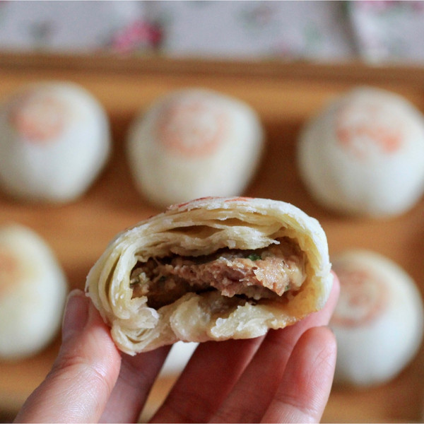 苏式鲜肉月饼的做法