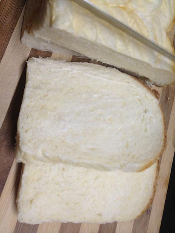 经典配方【100%中种北海道牛奶土司】的做法