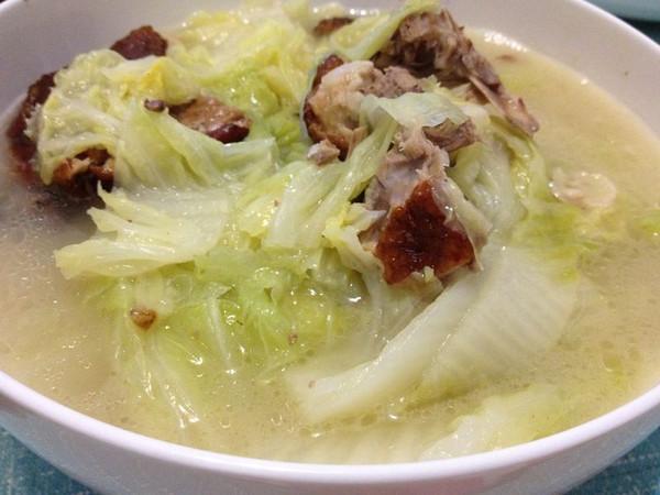 绝味鸭架汤的做法