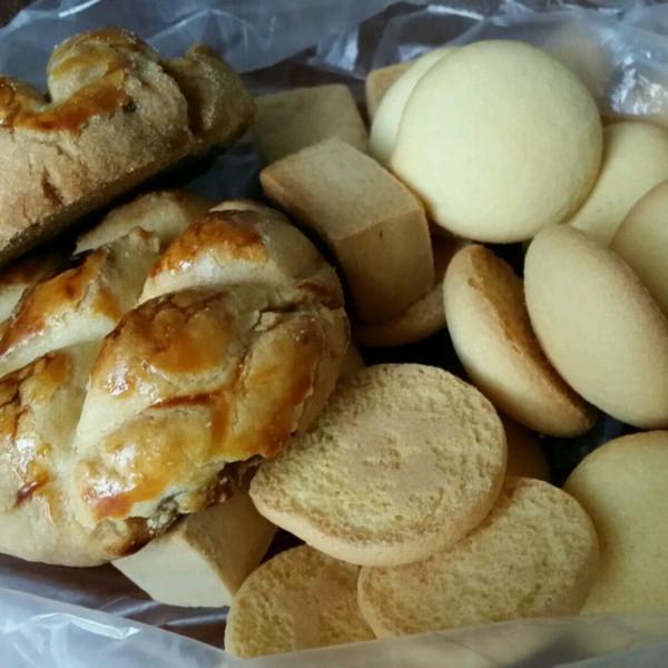 小圆饼干的做法