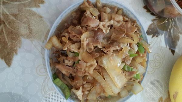 洋葱蚝油牛肉的做法