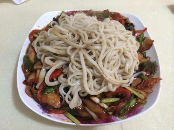新疆风味:素拉条子的做法