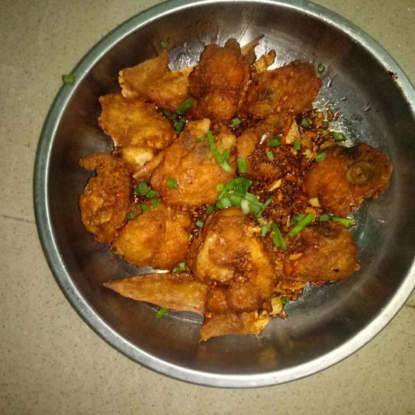 中餐厅里的豆瓣鸡的做法