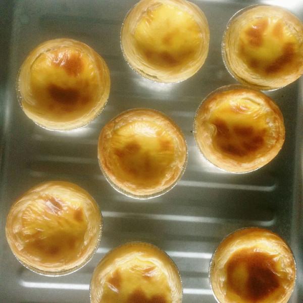 蛋挞的做法(烤箱做蛋挞)的做法