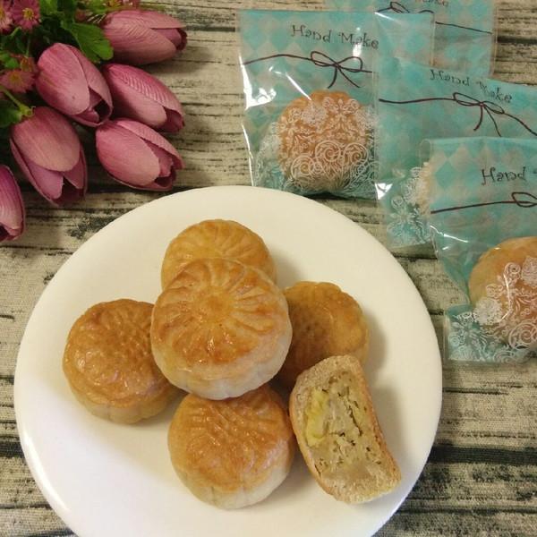 榴莲月饼(广式)的做法