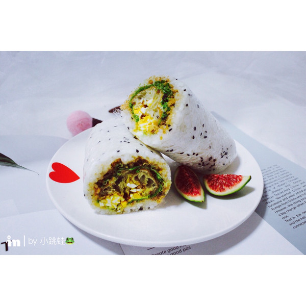 栥饭团#法国乐禧瑞,百年调味之巅#的做法