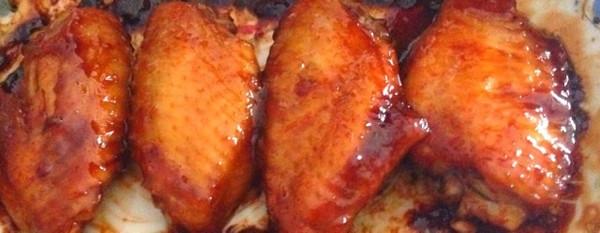 叉烧鸡翅的做法