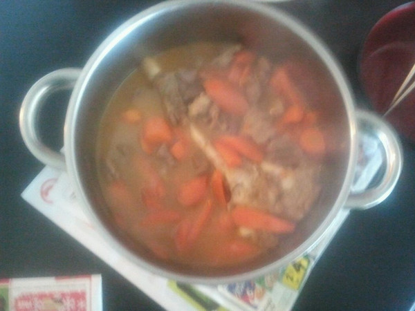 羊肉炖锅的做法