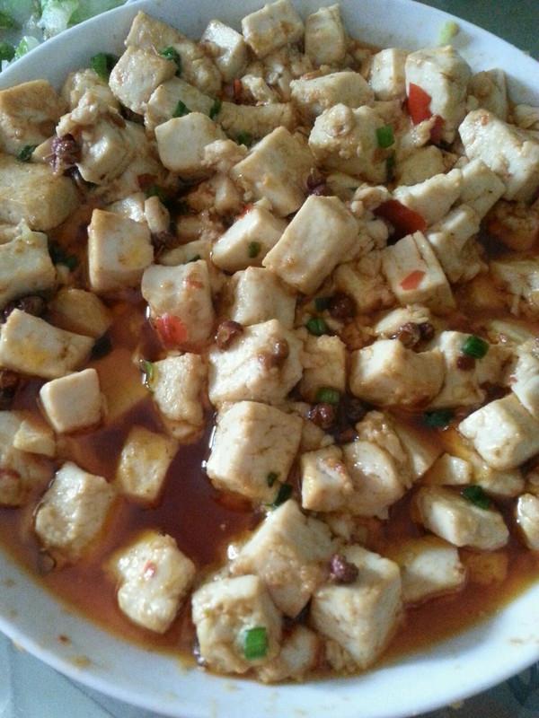 正宗四川名品—麻婆豆腐的做法