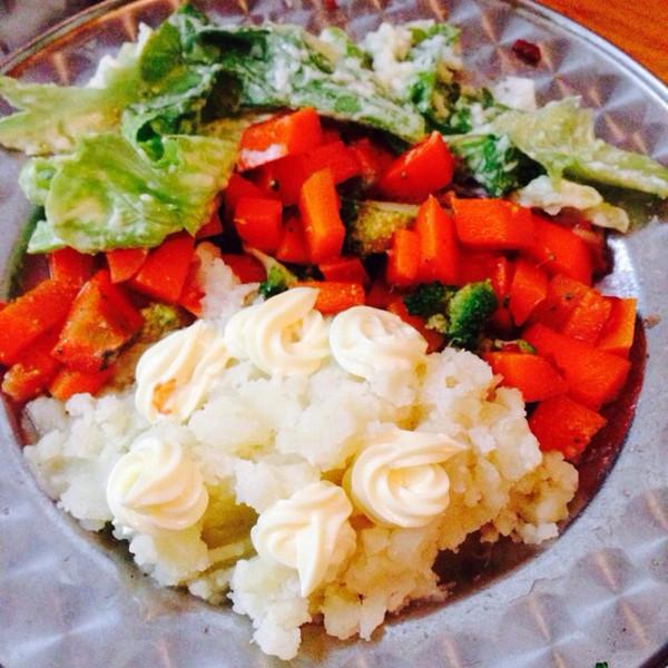 ♫【深夜食堂の土豆沙拉】 ポテトサラ by 美魔女Jolyn的做法