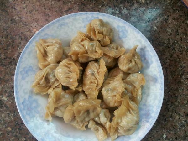 芹菜饺子&玉米香菇饺子的做法