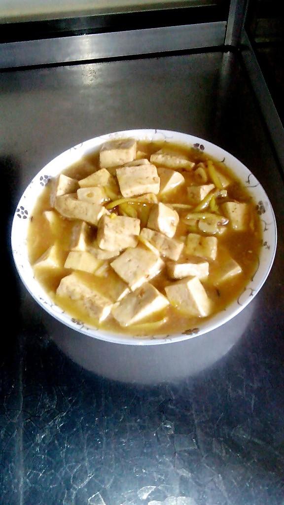 最易上手的豆腐做法——家常溜豆腐的做法