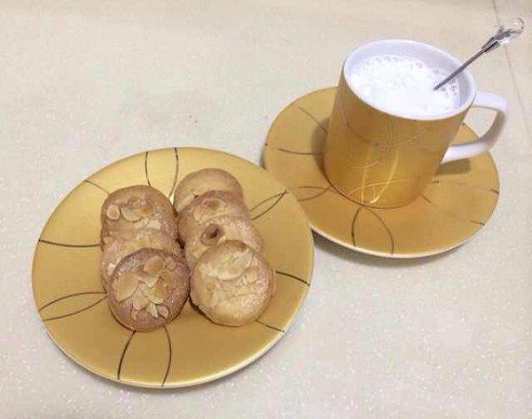 黄油饼干(自制)的做法
