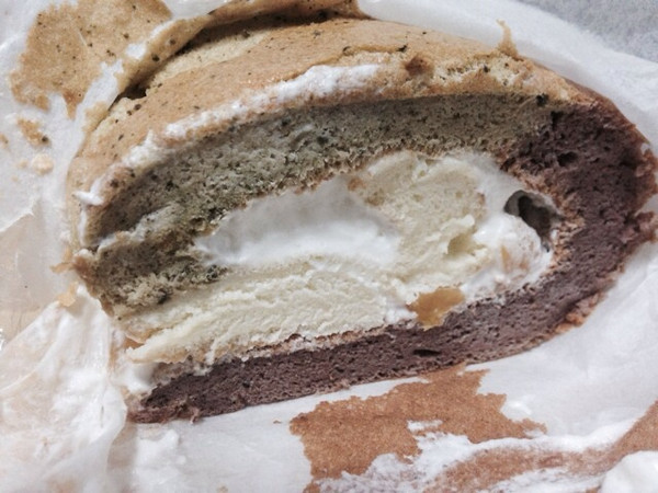 南瓜蛋糕卷的做法