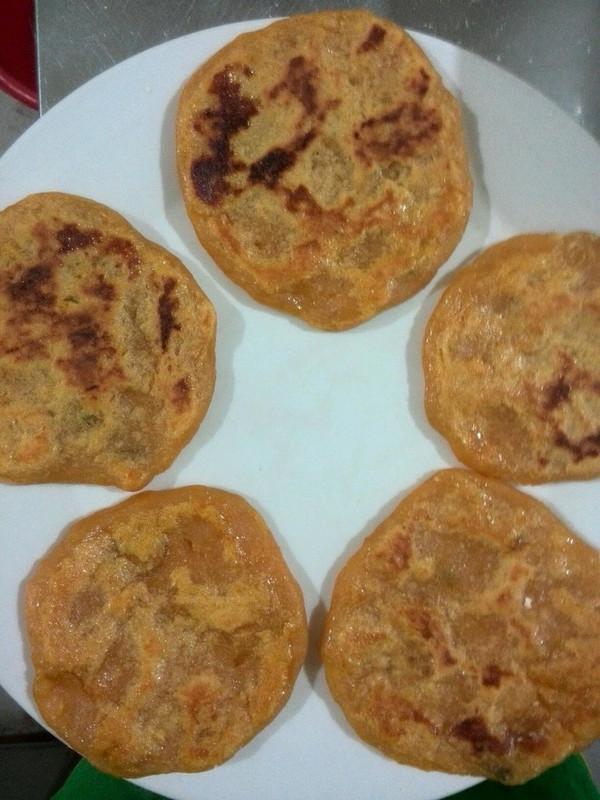 懒人红薯饼的做法