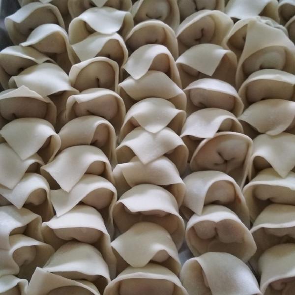 手工彩色水饺饺子的做法