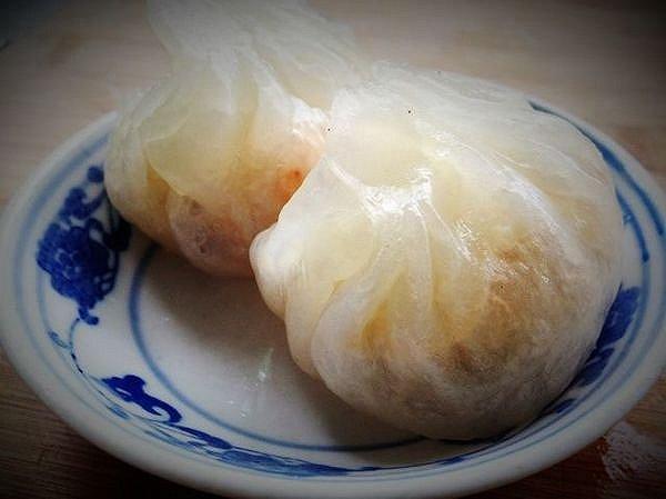 水晶虾饺皇的做法