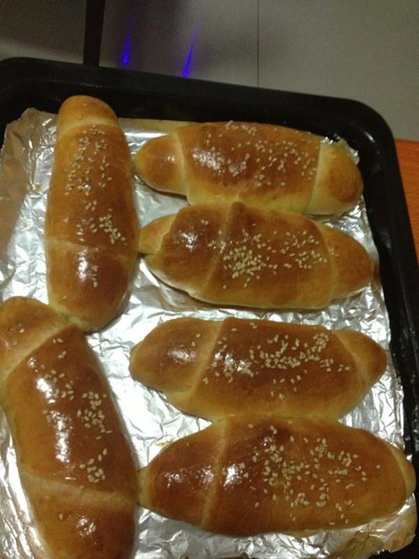 椰蓉面包卷卷的做法