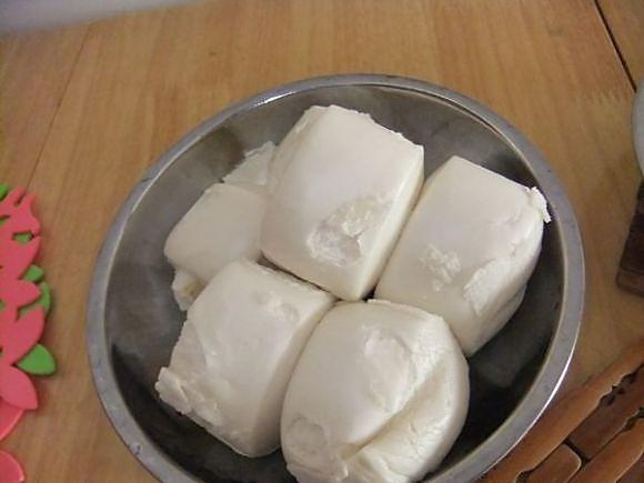 椰浆馒头的做法