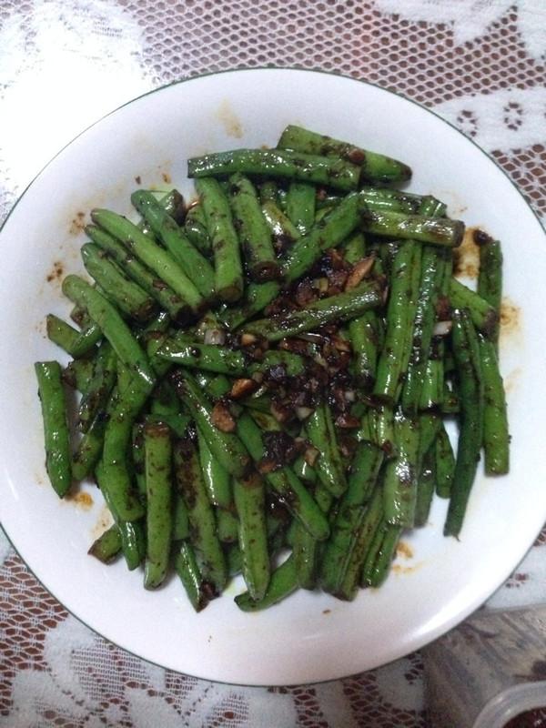 酱香刀豆的做法