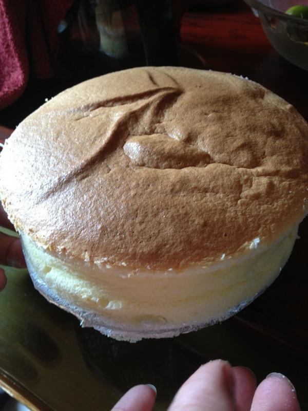无油酸奶蛋糕的做法