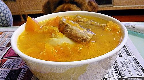 木瓜排骨汤  的做法