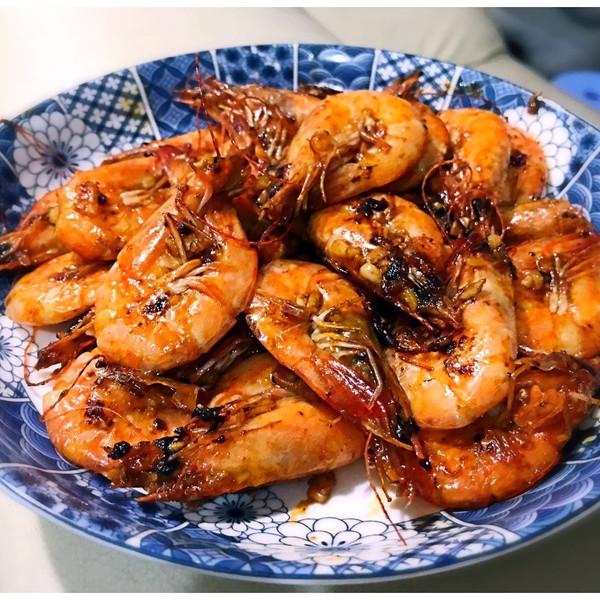 《中餐厅》黄晓明做的茄汁大虾,原来这么简单!的做法