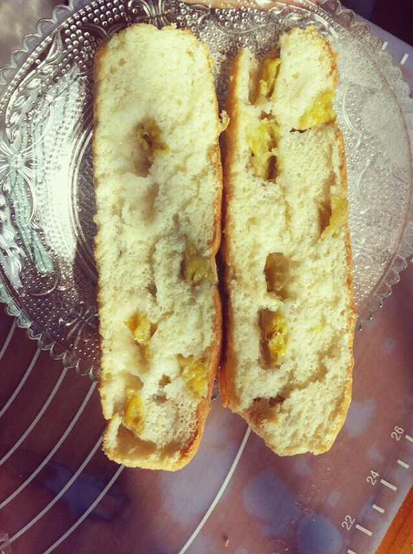 香蕉天使蛋糕的做法