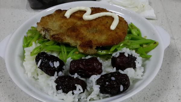 中式猪排饭的做法
