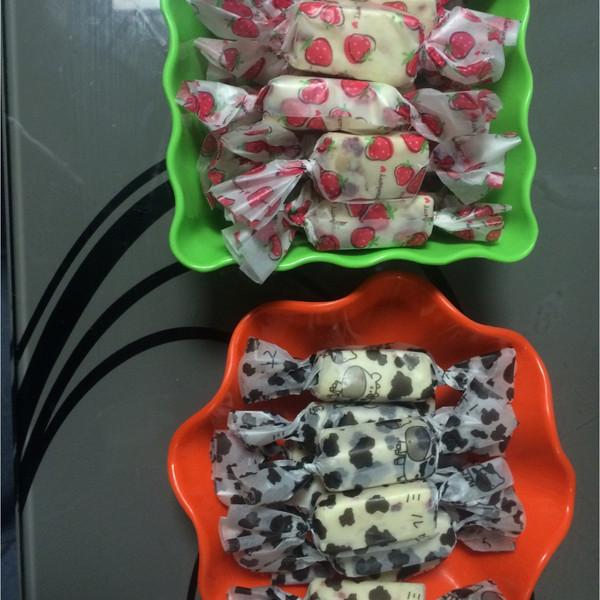 新年糖果--花生蔓越莓牛扎糖(零厨艺)的做法
