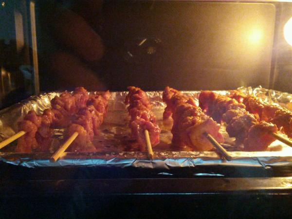 新疆羊肉串的做法