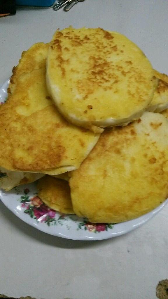 【黄金馒头片】——十分钟营养早餐简单做的做法