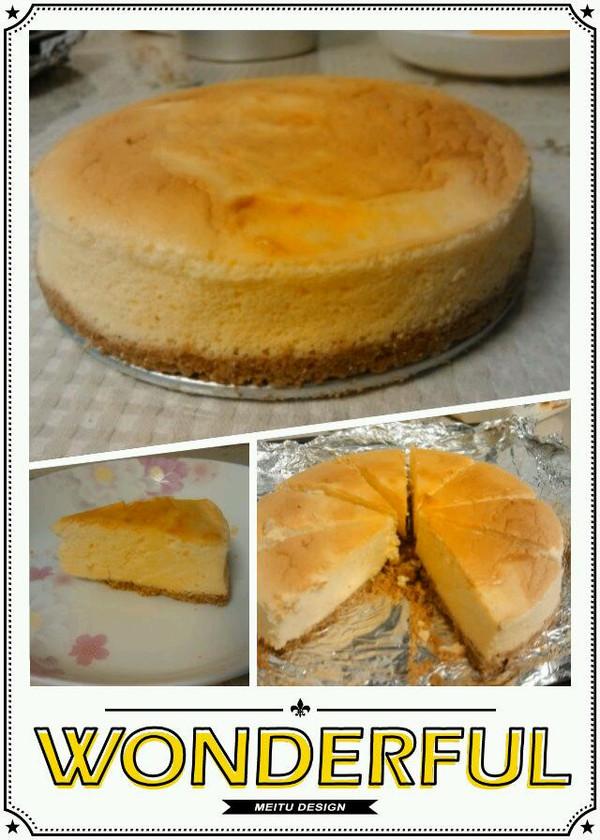 芝士蛋糕的做法