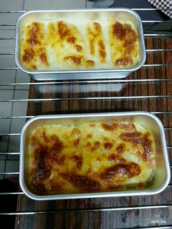 焗烤土豆泥[简单三部曲]的做法